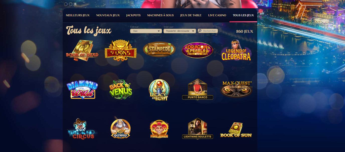 casino VegasPlus